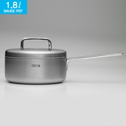艾多美 316不鏽鋼單柄鍋1.8公升