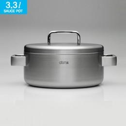 艾多美 316不鏽鋼湯鍋3.3公升