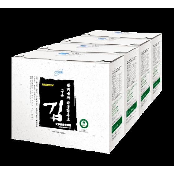 艾多美 香烤海苔(小片裝) 1箱 (1箱4盒)