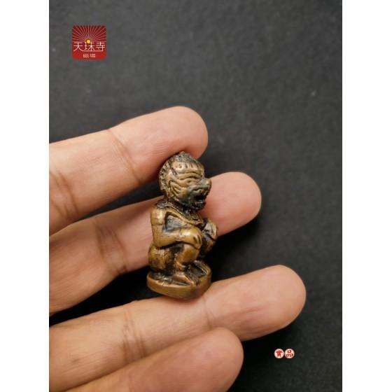 龍普添哈奴曼LP TIM 2516~2518極少版造型 猴神哈努曼 哈魯曼功德主版助事業招財運避險辟邪保平安金屬老佛牌