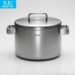 艾多美 316不鏽鋼湯鍋5.5公升