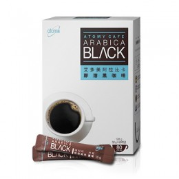 艾多美 阿拉比卡即溶黑咖啡